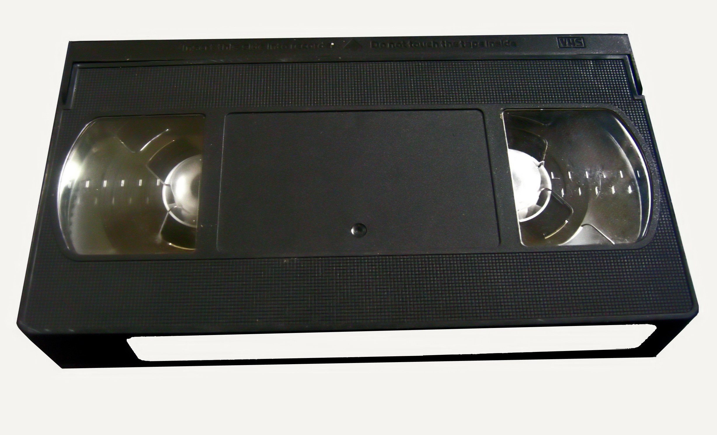 God, do you remember these? They would always get stuck in my VCR and eat the tape. Then my VCR would become sentient and eat all my other tapes and leave. That happened to everyone, right?