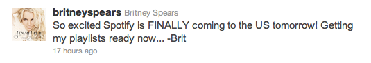 I can't form an opinion on anything until Britney tells me how to feel