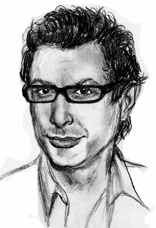 jeff_goldblum_sketch_by_djaax-d32rzr4