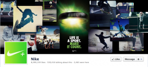 Nike Facebook Cover Photo