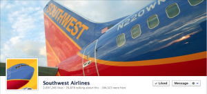 Southwest Facebook Cover Photo