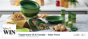 Tupperware Facebook Cover Photo