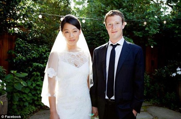 Zuckerberg and Chan