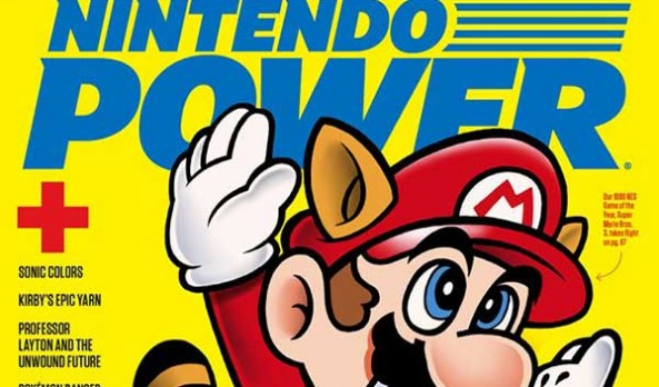 Nintendo Power Unplugged…that means dead