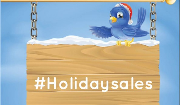 Ring Up Holiday Sales with Twitter: Five Tips for a #jollyholiday Campaign