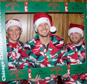 chicago christmas crawl, tbox