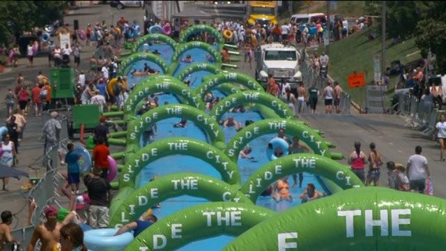 Slide The City: Rockford, IL Slide The City: Algonquin, IL