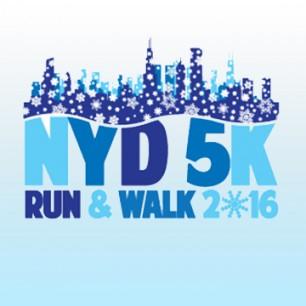 NYD 5k Run & Walk Chicago