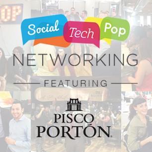 STP Networking: Featuring Pisco Porton